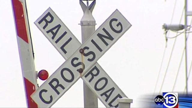 Train noise disturbing homeowners in new subdivision
