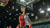 Red Claws vs. 66ers