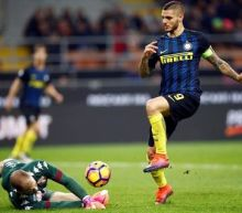 Relief for De Boer as Icardi gives Inter late win