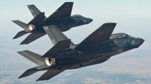 Lockheed Soars On Outlook, Payout; Next F-35 Contract Seen Split