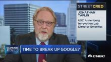 Alphabet and Facebook have to be regulated or they'll 'crush' small players like Snap, says author