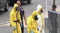 Suspect In Custody Accused fF sending letters to President and Lawmakers Containing Deadly Ricin