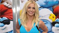 Britney Spears' Hair Extensions Fall Out During Vegas Show