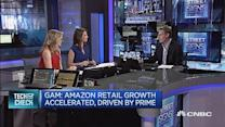 Amazon's numbers were 'outstanding': GAM
