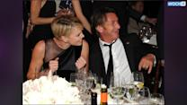 Sean Penn Tells Piers Morgan About Charlize Theron Romance
