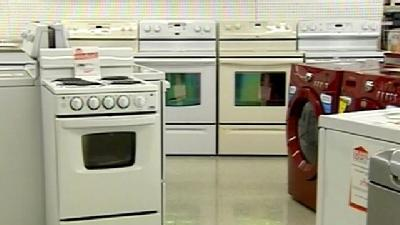 Rebate Offered For New Energy-Saving Appliances