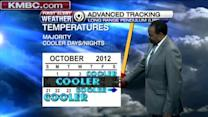 Warm Wednesday, then cool weather moves in