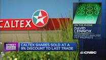 Why is Chevron selling its Caltex Australia stake?