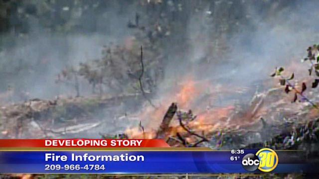 Carstens Fire evacuations expanded