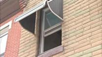 Child falls from 2-story window in Point Breeze