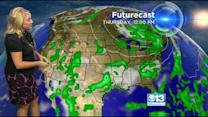 Noon Forecast - July 31, 2014