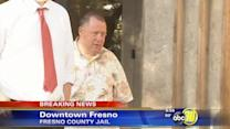 Fresno Fire Chief J. Robert Brown released from jail