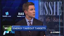 Energy takeover targets