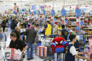Walmart is throwing an in-store party on Thanksgiving with free food