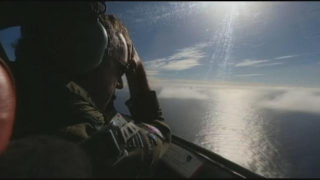 Final Words of Missing Jet Pilots Clarified