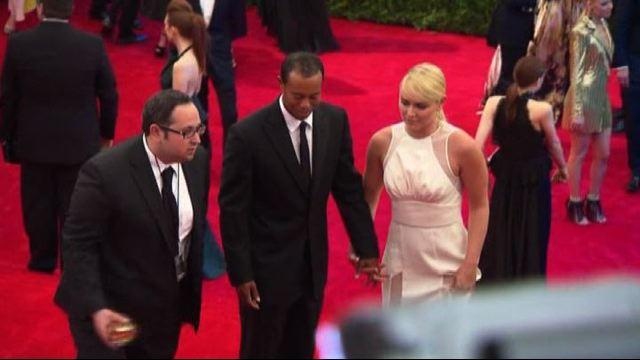 Tiger Woods e Lindsey Vonn: debutto in coppia a Met Gala-VideoDoc