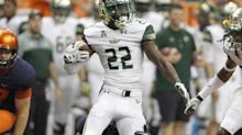 USF DB Hassan Childs arrested, dismissed after incident that left him with gunshot wounds (Updated)