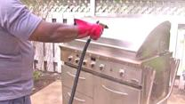 A house call for your grill? Detailers make cookouts easy- and clean