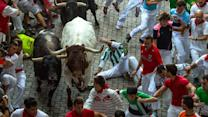 Americans Gored By Spanish Fighting Bulls at San Fermin
