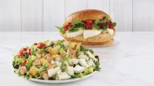 Spring Just Got Fresher with Wendy's Fresh Mozzarella Chicken Salad and Sandwich Duo
