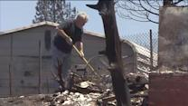 Return To Ruins: Evacuations Lifted In Powerhouse Fire