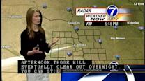 Holly's Weekend Forecast