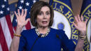Pelosi calls the speech by Trump she tore up a 'manifesto of mistruths'