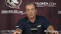 Jimbo Fisher Preps the Seminoles for Rivalry Game