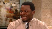 Derek Luke Shares His Whitney Houston And Michael Jackson 'Sparkle' Moment