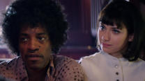 'JIMI: All Is By My Side' Clip: Cafe