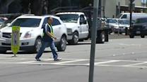 Police enforce pedestrian safety with sting operation