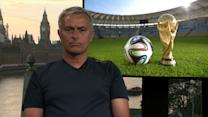Mourinho's best of the World Cup: Player, Manager, Goal