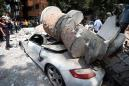 Buildings sway, collapse as powerful earthquake hits Mexico City