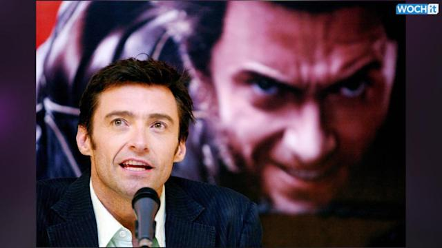 Hugh Jackman Says He Nearly Sliced His Own Privates Off With Wolverine's Claws