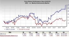 Intuitive Surgical: Q1 Solid, Procedures Likely to Slow Ddown