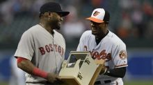 Adam Jones didn't like Orioles farewell gift to David Ortiz
