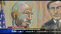 Acccused co-conspirator in NY bomb plot appears in San Diego court
