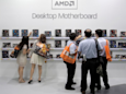 AMD surges after a stellar earnings report (AMD)