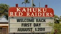 History Of Issues With Kahuku Football Team, Program
