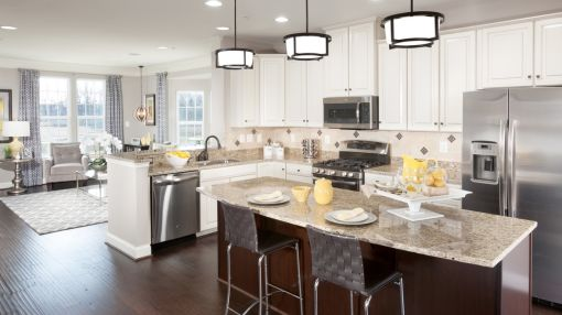 Loudoun's Lowest Priced 3-Level Garage Townhomes
