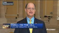 Rep. Sherman: Critical part of Iran nuke deal is year 10