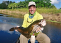Now is a good time to fish for snakeheads in South Florida's canals and lakes