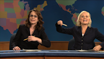 Tina Fey on Update