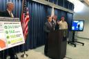 California illegal pot seizures top $  1.5 billion in value