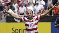 Landon Donovan makes an impact off the field