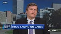 Streaming takes on cable