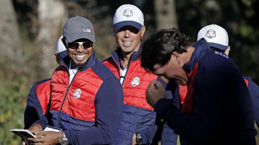 U.S. Ryder Cup hopes rest on Tiger's and Phil's master plan