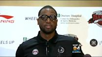 Wade On LeBron Leaving, What's Next For The Team