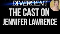 What the Divergent Cast REALLY Thinks of Jennifer Lawrence