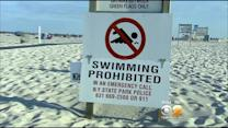 Swimming Banned At Several LI Beaches Due To Rip Currents